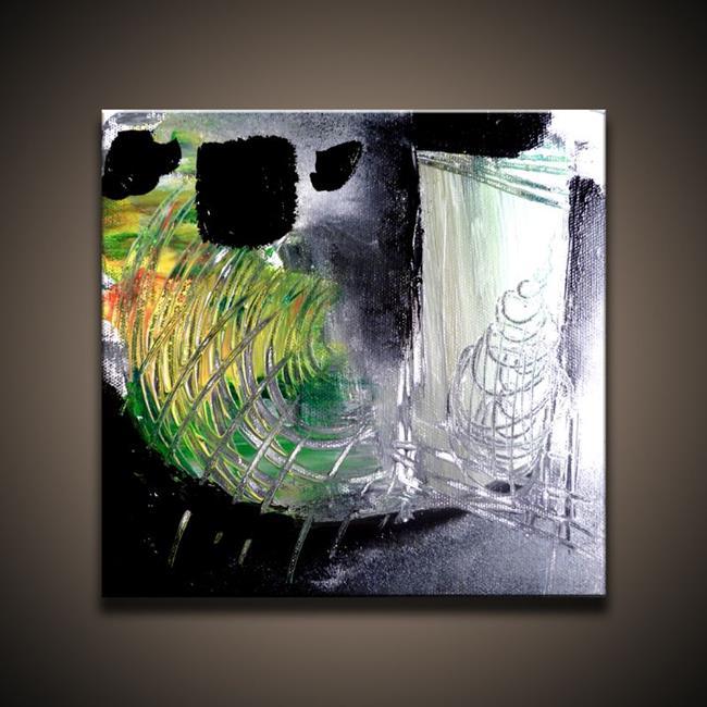 Art: Always Spinning by Artist Peter D.