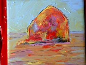 Detail Image for art Pacific City In my Dreams