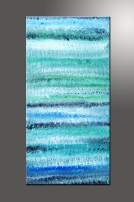 Art: Plateau in Light by Artist Hilary Winfield