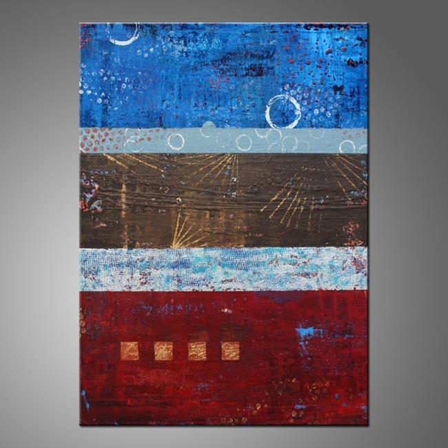 Art: Elements 4 by Artist Hilary Winfield