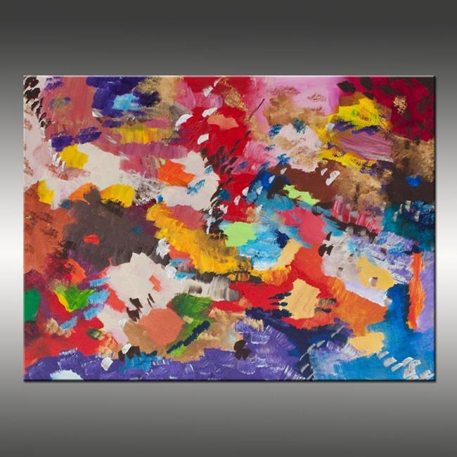 Art: Refraction of Light by Artist Hilary Winfield