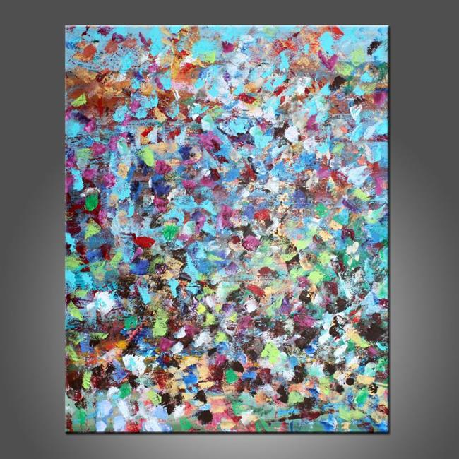 Art: Magnetic Charge by Artist Hilary Winfield