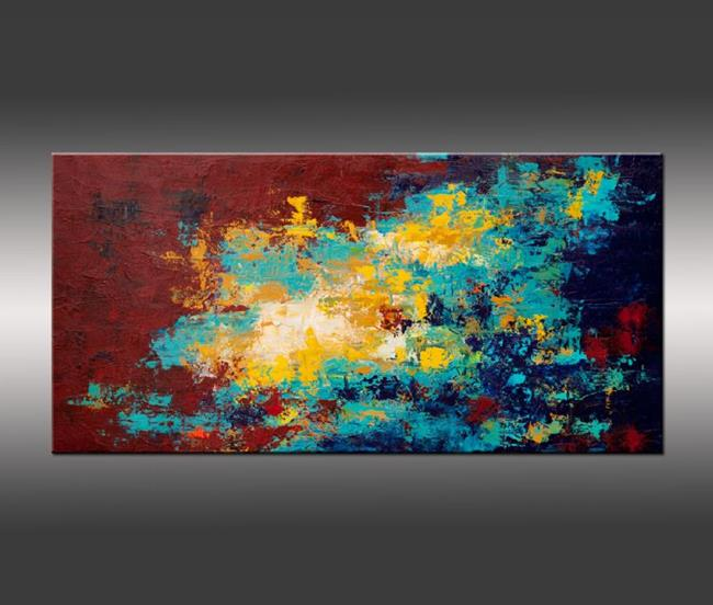 Art: Searching 4 by Artist Hilary Winfield