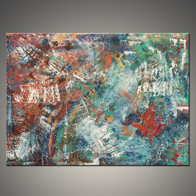 Dream Catcher By Hilary Winfield From Abstract Expressionism