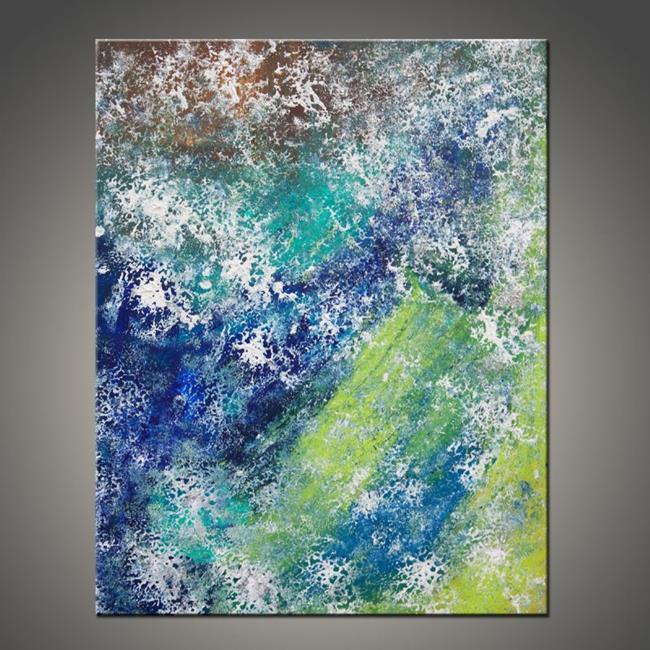 Art: Ocean Dream by Artist Hilary Winfield