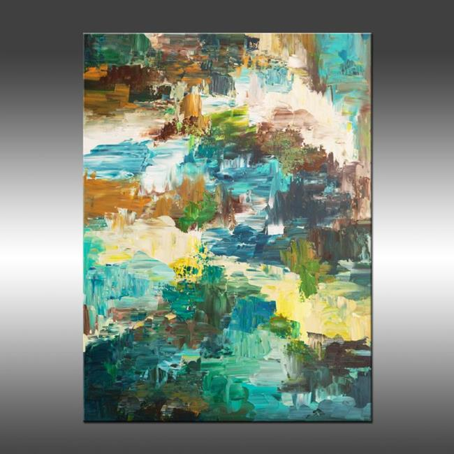 Art: Envisioning 3 by Artist Hilary Winfield