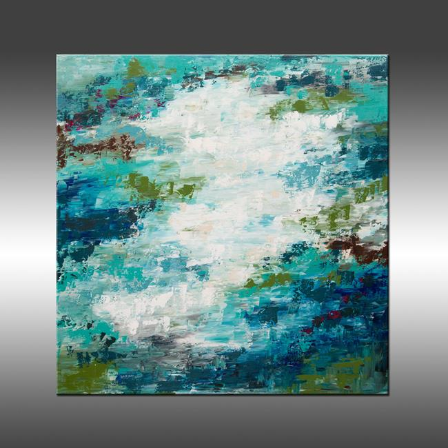 Art: Envisioning 9 by Artist Hilary Winfield