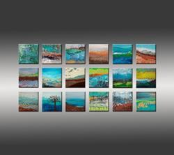 Art: 18 Views of Nature by Artist Hilary Winfield