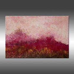 Art: Red Rocks by Artist Hilary Winfield