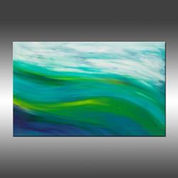 Art: Seascape by Artist Hilary Winfield