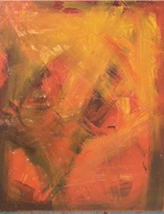 Detail Image for art ABSTRACT HUGE DIPTYCH