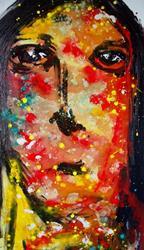 Art: Fear Floating by Artist Kelli Ann Dubay