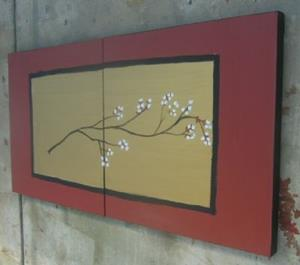 Detail Image for art CHERRY BLOSSOMS