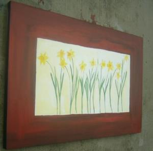 Detail Image for art EBSQ SHOW DAFFODILS