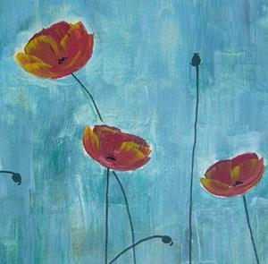 Detail Image for art Poppy Blues