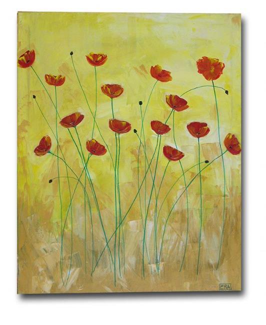 Art: Poppy Time! by Artist Eridanus Sellen