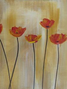 Detail Image for art Easter Poppies