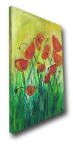 Detail Image for art Spring Time Poppies