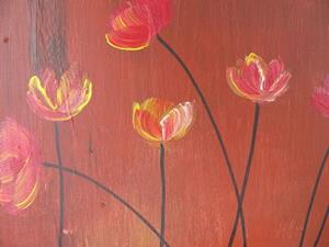 Detail Image for art Red Poppies II