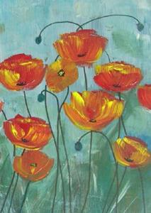 Detail Image for art Beautiful Day Poppies