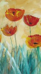 Detail Image for art Poppies in the Sun