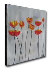 Detail Image for art Fun with Poppies