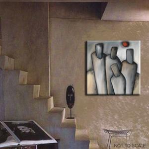 Detail Image for art Family Time