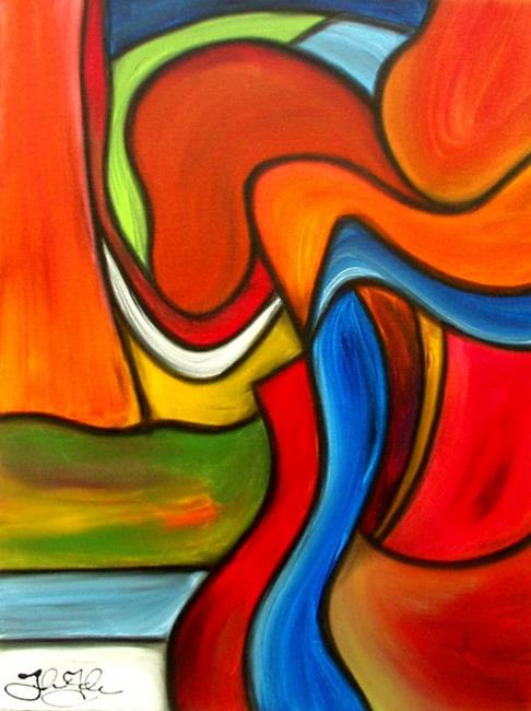 Art: Googli Moogli - Abstract 67 by Artist Thomas C. Fedro