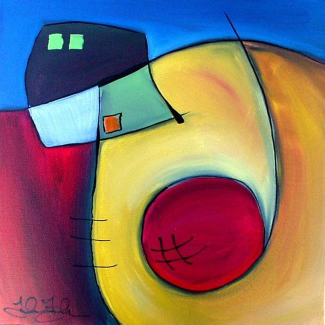 Art: Hill 97 by Artist Thomas C. Fedro