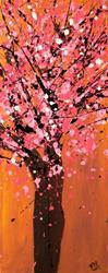 Art: Cherry Blossom by Ben Walker