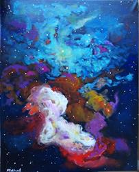 Art: Trifid by Artist Fran Caldwell