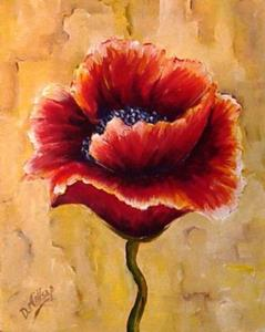 Detail Image for art A Pair of Poppies