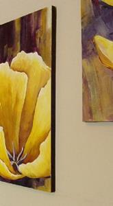 Detail Image for art Yellow Poppies