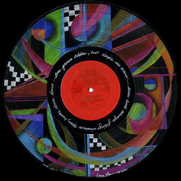 Art: Love Keeps no Records by Artist Alma Lee