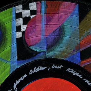 Detail Image for art Love Keeps no Records