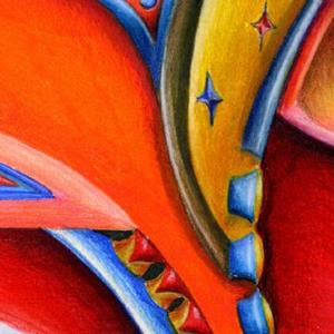Detail Image for art Windows of the Soul