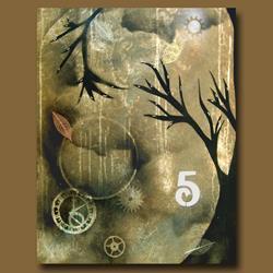 Art: Five by Artist Thomas C. Fedro