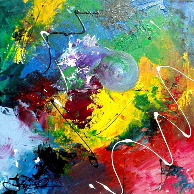 Art: Abstract 80 by Artist Thomas C. Fedro