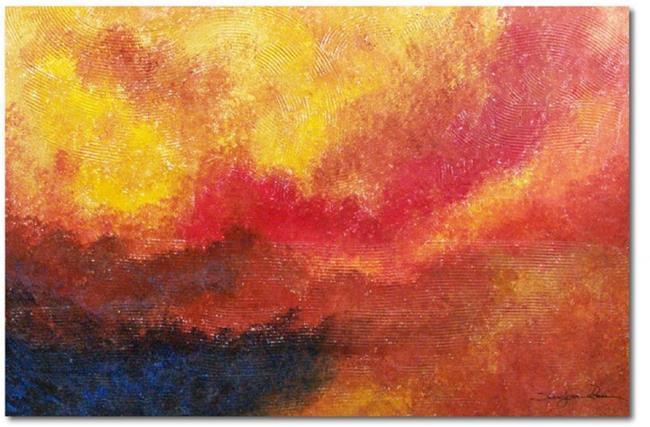 Art: Prelude to Autumn - sold by Artist Shari Lynn Schmidt