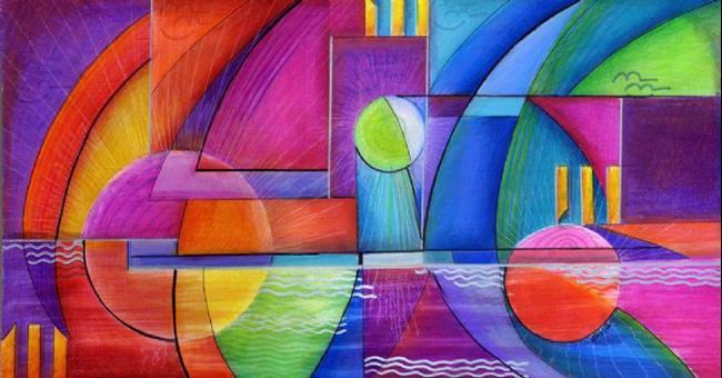 Art: Clear Sailing by Artist Alma Lee