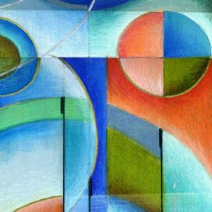 Detail Image for art Abstract Harmony