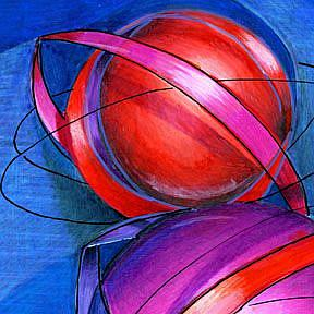 Detail Image for art Parallel Universe