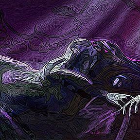 Detail Image for art Seduction of Boaz