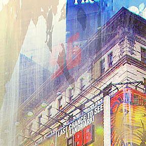 Detail Image for art New York Corner