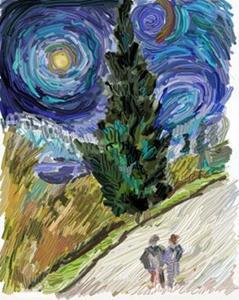Detail Image for art Vincent's World