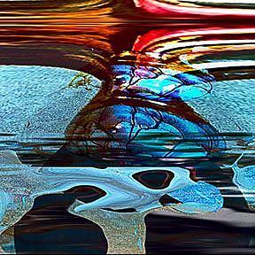 Detail Image for art The Landing