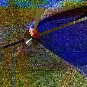 Detail Image for art Psychedelic Orb: the Pendulum Swings