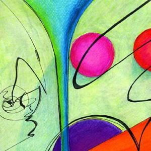 Detail Image for art Marriage Abstract
