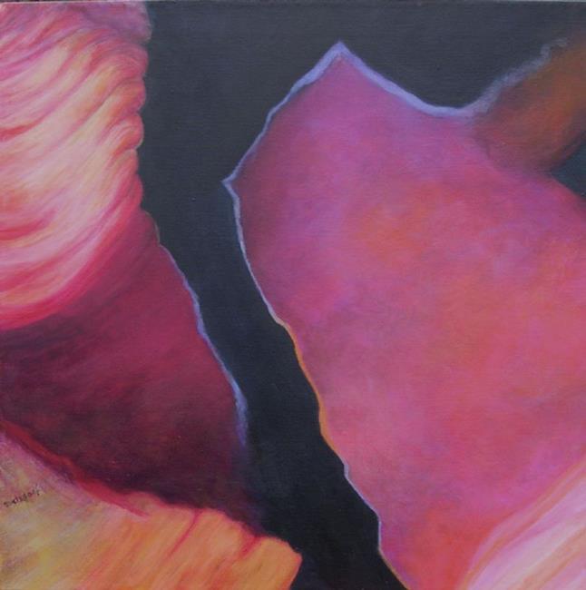 Art: Running by Artist Virginia Ann Zuelsdorf