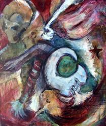 Art: Oddities by Artist Virginia Ann Zuelsdorf